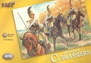 HaT 1/72 Napoleonic Russian Cuirassiers #8016