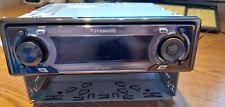 New listing Panasonic Car Stereo Cq-Cb8901U Cd/Mp3, Hd Radio player, detachable faceplate