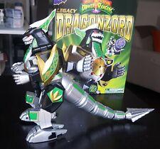 Legacy Power Rangers DieCast Dragonzord - Amazing!!! Green Ranger's Zord
