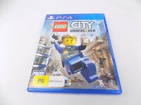 Mint Disc Playstation 4 Ps4 Lego City Undercover Free Postage