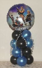 FORTNITE - VIDEO GAME - FOIL BALLOON DISPLAY - TABLE CENTREPIECE DECORATION