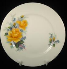 Queen Anne Yellow Roses Bone China Side Plate