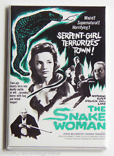 Snake Woman FRIDGE MAGNET (2.5 x 3.5 inches) movie poster