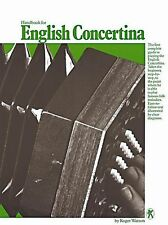 HANDBOOK FOR ENGLISH CONCERTINA NEW SONG BOOK