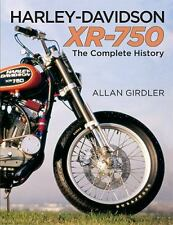 Harley-Davidson XR-750 by Allan Girdler (2014, Paperback, Reprint)