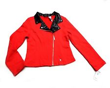 GUESS  Long Sleeve GIRLS SHIRT JACKET Full Zipper Front Size Extra Large-16 NWT