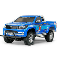 Tamiya 58663 1/10 Toyota Hilux Extra Cab CC-01 4WD Off-Road Car Assembly Kit