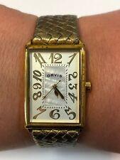 Fashion Wrist Watch Ladies Orvis Quartz
