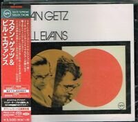 Stan Getz & Bill Evans Japan SACD w/OBI NEW/SEALED Tower Records