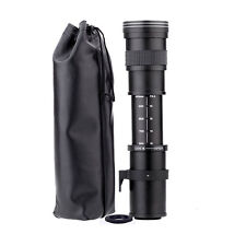 420-800mm f/8.3-16 Zoom Telephoto Lens For Pentax PK K20DI K20D K200D K30 K3 K50