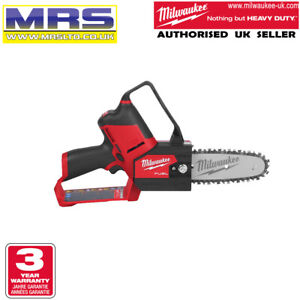 MILWAUKEE M12FHS-0 BATTERY HATCHET PRUNING CHAIN SAW - M12 - 4933472211