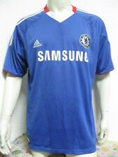 Ancien MAILLOT ADIDAS FC CHELSEA FOOTBALL CLUB SAMSUNG HOME Jersey Shirt XXL