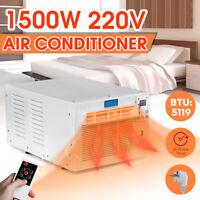 220V EU 1500W Klimaanlage Haus Büro Heizungsverteilung Heizgeräte Klimageräte