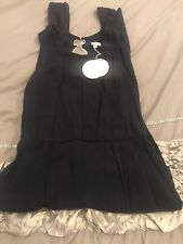 Girls Chloe Navy Playsuit Age 12 New With Tags
