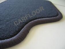 Für Seat Arosa Bj. ab 01.2001 Fußmatten 4-teilig in Velours  Deluxe pacificblau