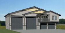 56x50 Apartment - 2-RV - 3 Br 2.5 Ba - PDF FloorPlan - 1,703 sqft - Model 1B