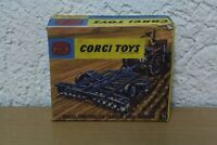 ONLY the Box - 71 Wheel Controlled Tandem Disc Harrow - ONLY the BOX