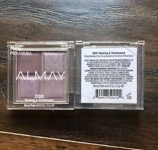 Almay Eyeshadow Quad 200 Making A Statement