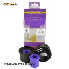 BMW E46 M3 (1999-2006) – Powerflex Front Wishbone Rear Bushes with Caster Offset