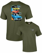 Dodge Tee Shirt The 1974 Challenger Trio Military