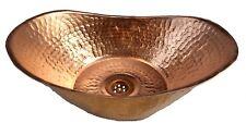 Traditional Polished Golden Copper Bathroom Sink Toilet Bathtub Design Lavatory