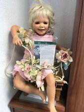 Susan Lippl Vinyl Puppe 70 cm. Top Zustand