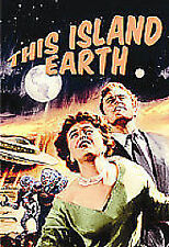 This Island Earth (DVD, 2008)  NEW AND SEALED REGION 2