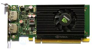 Nvidia Quadro NVS310 512MB GDDR3 PCIe x16 LP (VCNVS310)