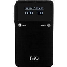 FiiO Alpen 2 E17K Portable Compact Lightweight USB DAC & Headphone Amplifier NEW