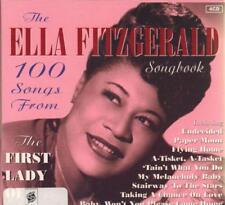 Ella Fitzgerald(CD Album)Best Of Songbook-New