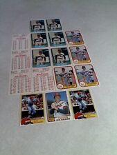 Pete Mackanin:  Lot of 100+ cards.....13 DIFFERENT / Baseball