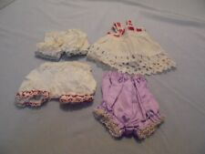 Terri Lee? 3 Shorts & 1 Blouse, Being Sold As Found, Lot 28 Vintage