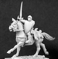 1x ONYX ZEPHYR - WARLORD REAPER figurine miniature rpg chevalier horseman 14282