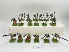 Warhammer FB - AoS 877 Guerrier squelette Comtes Vampires - vampire counts
