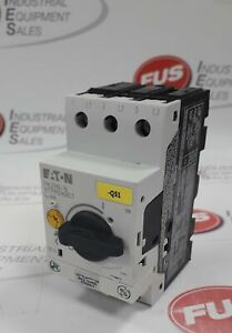 EATON PKZM0-1.6 9XTPR016BC1 Circuit Breaker 1A/230v