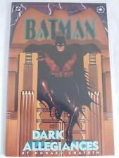 DC Comics Batman Dark Allegiances Comic 1996 NM (ref 202)