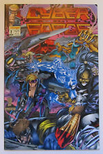 Cyberforce Vol. 1 # 2 Nm 9.4 Image 1993 Limited Series Marc Silvestri