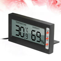 1PC Multifunktionales Pet Reptile Thermometer Hygrometer für