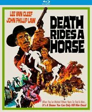 Death Rides a Horse [New Blu-ray]