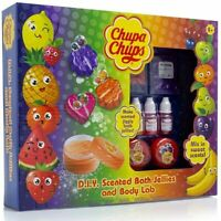 Chupa Chups Kids Make Your Own DIY Scented Bath Jellies and Body Lab 73-0017