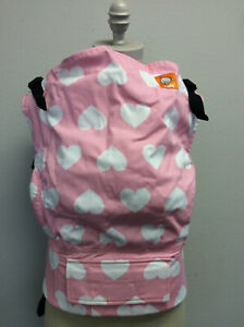 Baby Tula Ergonomic Baby Carrier Standard - Love You so Much (15-45 Pounds)