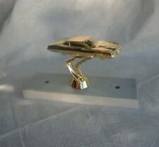 Used Gold Plastic Classic Car Trophy Topper, 4""