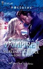 Holiday With A Vampire II: A Christmas KissThe Vampire Who Stole Christmas (Silh