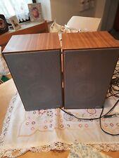 WHD 1809 baß Reflex , 3 Weg-HIFI,Lautsprecherbox, SatterKlang top Zustand