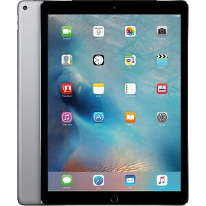 """Apple 12.9"""" iPad Pro 1st Gen 128GB Wi-Fi/Cellular - Unlocked - ML3K2LL/A"""