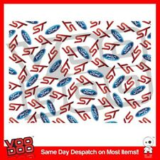 FORD ST STICKERBOMB SHEET- (X1- A4) FREE P&P (FORD/COSWORTH/CAR STICKER/IPAD)WH