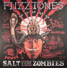 FUZZTONES SALT FOR ZOMBIES EASY ACTION RECORDS VINYLE NEUF NEW VINYL + SINGLE