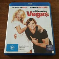 What Happens in Vegas Bluray LIKE NEW! FREE POST