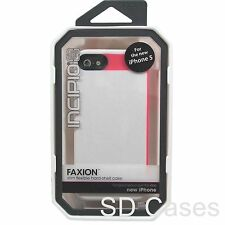Incipio Faxion Slim Flexible Hard Shell Case for Apple iPhone 5/5s - IPH-825