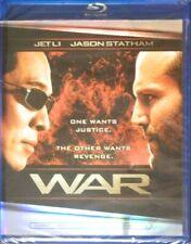 War (2007) Blu-ray Jet Li Jason Statham John Lone Luis Guzman Saul Rubinek